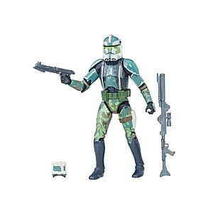 Hasbro Star Wars Black Series - Figurine 15 cm Commandant Clone Gree
