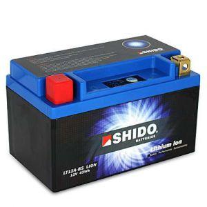 Shido Batterie Lithium LT12A-BS