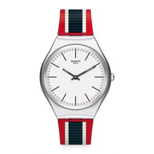 Swatch Montre Femme, homme Skin Irony Multicolore