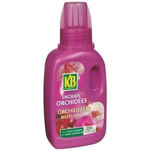 KB Engrais orchidées 250 ml