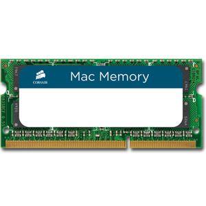 Image de Corsair CMSA8GX3M1A1600C11 - Barrette mémoire Mac Memory 8 Go DDR3 1600 MHz CL11 204 broches