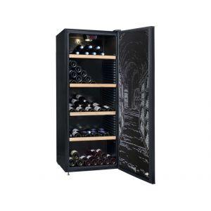 Climadiff CLPP190 - Cave à vin polyvalente 187 bouteilles