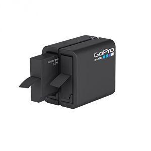 GoPro Double chargeur de batterie + batterie Hero4/Hero3+