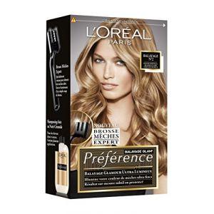 L'Oréal Preference Balayage n°2, Pour cheveux blond clair à blod foncé