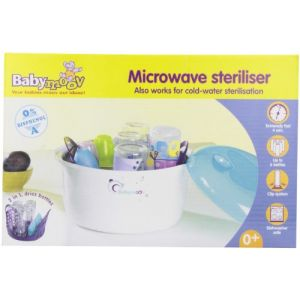 Babymoov Sterilisateur micro ondes 6 biberons