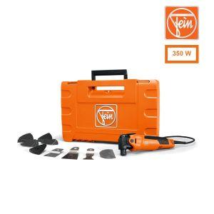 Fein MultiMaster QuickStart FMM 350 Q 72294262000 - Machine oscillante 350W