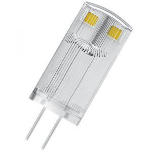 Osram Ampoule capsule LED G4 claire 0,9 W équivalent a 10 W blanc chaud