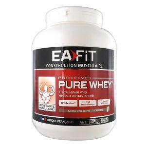 EA Fit Pure Whey - Croissance musculaire maximum café frappé