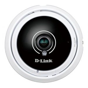 D-link DCS-4622 - Caméra IP dôme PoE FHD Panoramique