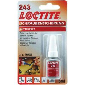Loctite 243 frein filet moyen 5ml