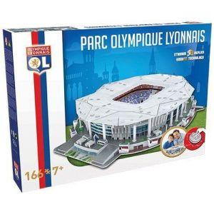 Olympique lyonnais Megableu 33002 - Puzzle STADE 3 D