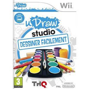 uDraw Studio : Dessiner Facilement [Wii]
