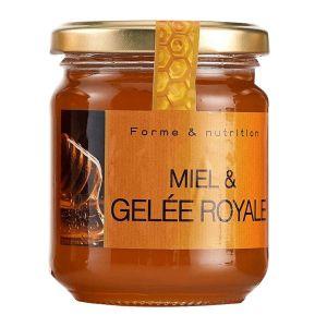 Agovie Miel et Gelée Royale