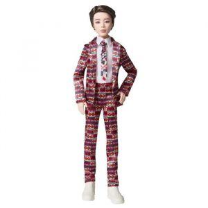 BTS X Mattel Poupée Jimin, à L'effigie du Membre du Groupe de K-pop, Figurine à Collectionner, Gkc93