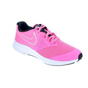 Nike Star Runner 2 Big Baskets Garçon Rose