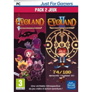Image de Evoland 1 + Evoland 2 [PC]
