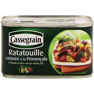 Cassegrain Ratatouille à la provençale - La boîte de 375g