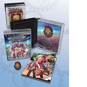 Image de Legend of Heroes : Trails of Cold Steel [import anglais] [PS3]