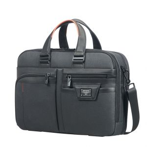 "Samsonite Zenith Balihandle Laptop Bag 15.6"" black"