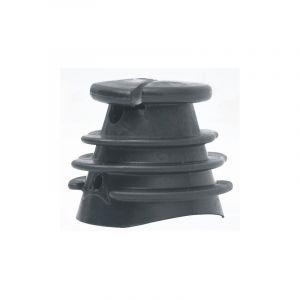 """Lacme Isolateur """"Isuni"""" pour piquets métal et PFV (x100)"""