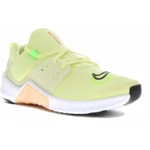 Nike Chaussure de training Free Metcon 2 AMP pour Femme - Jaune - Taille 39 - Female