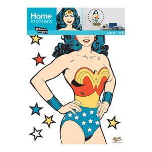 Sticker Wonder Woman (50 x 70 cm)