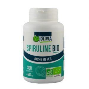 Jolivia Spiruline bio 300 comprimés