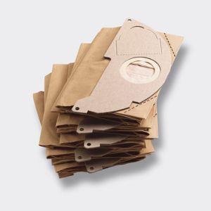 Kärcher 6.904-322.0 - 5 sacs en papier pour aspirateurs eau et poussières