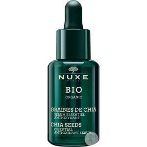 Nuxe Bio Sérum Essentiel Antioxydant - Graines de Chia - 30ml