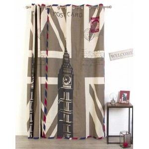 Rideau London (135 x 240 cm) - Comparer avec Touslesprix.com