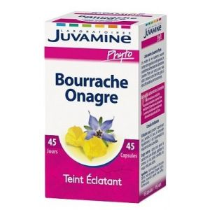 Juvamine Phyto Bourrache Onagre 30 Capsules