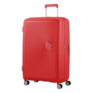 American Tourister Valise rigide extensible Soundbox 4R 77 cm Rouge