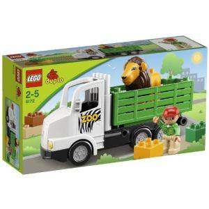 Duplo 6172 - Ville : Le camion du zoo