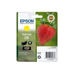 Epson T2984 - Cartouche d'encre Jaune 29