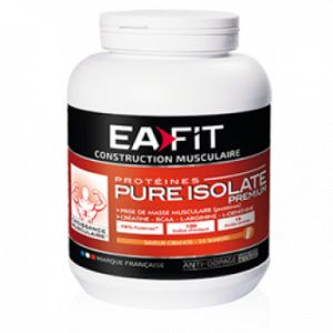 EA Fit 100% whey isolate gout vanille