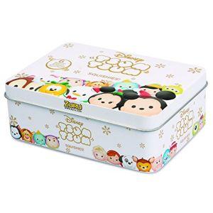 Zuru 6 mini figurines Tsum Tsum édition spéciale de Noël + Boîte