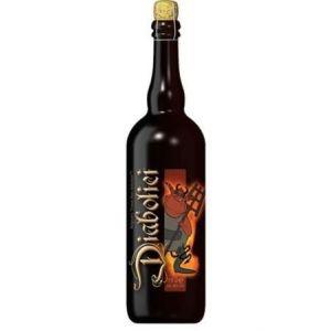Brasserie John Martin Diabolici - Bière Blonde - 75 cl - 8 %