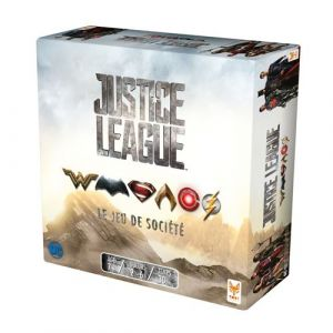 Topi games Jeu de société Justice League Topigames