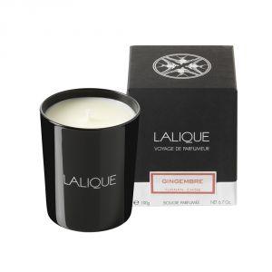 Lalique Gingembre Yunnan - Bougie parfumée