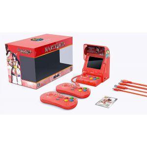 Just for Games Console rétro SNK NeoGeo Mini Samurai Showdown Rouge