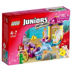 Lego 10723 - Juniors : Le carrosse-dauphin d´Ariel