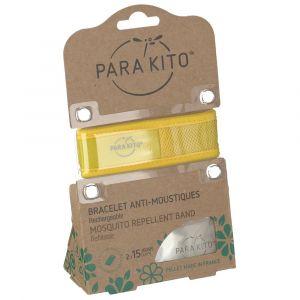 Para Kito - Bracelet anti-moustiques jaune
