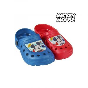 Sabots de Plage Mickey Rouge, Taille des chaussures - 29