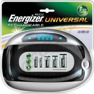 Energizer Chargeur de piles universel