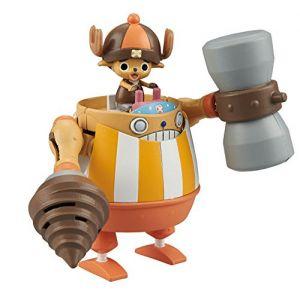 Bandai One Piece Chopper Robo Super Series Figurine Plastic Model Kit Kung Fu Tracer 10 Cm