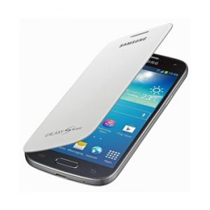 Samsung EF-FI919BWEG - Étui à rabat pour Galaxy S4 Mini
