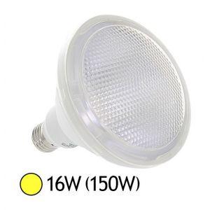 Vision-El Ampoule Led 16W (150W) E27 80° PAR38 Blanc chaud