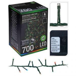 Guirlande 700 LED pour l'extérieur (11m)