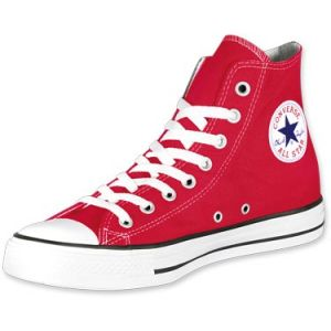 Converse All Star Hi chaussures rouge 44,0 EU