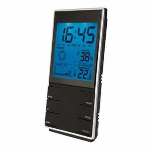 Clip Sonic Bluelight (SL204) - Station météo hygromètre pour température extérieure